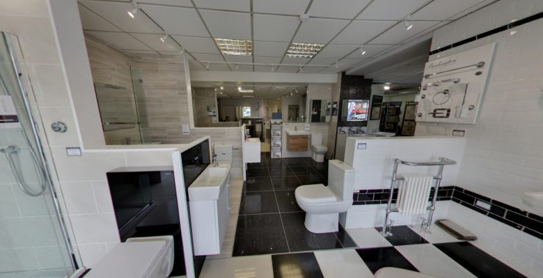 bathroom showroom sale, cheshire