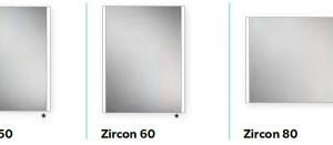 hib zircon mirror sizes