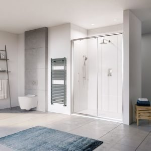 rivelo-sliding shower doors tissino